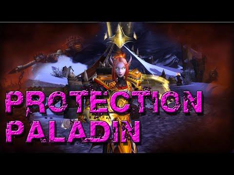 Protection Paladin Basic Guide 6.0 WoD