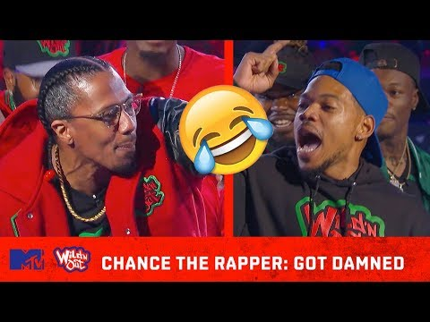 Wild 'N Out Cast Members & Chance Fry Each Other In A NEW Roast Game, 'Got Damned'   Wild 'N Out