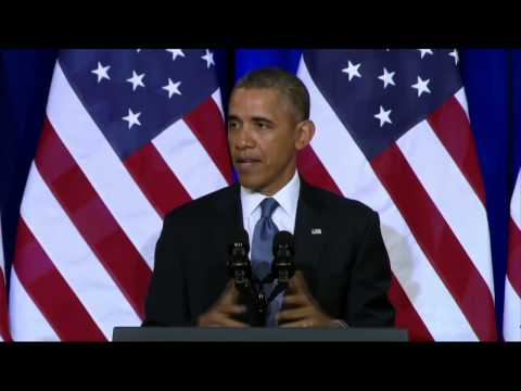 Reverse Speech: Obama's NSA Speech