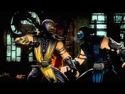 Mortal Kombat Rebirth: Scorpion Trailer