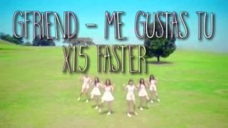download lagu Gfriend - Me Gusta Tu : 1.5x Speed gratis