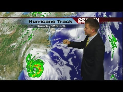 Arthur to strengthen to Category 2 hurricane, hit N.C.