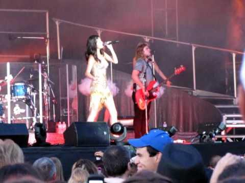 Selena Gomez   Summer's Not Hot + Round & Round Werner Park   Omaha Nebraska Live! video