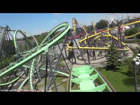 Cobra (On-Ride) La Ronde