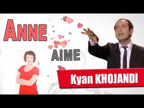 Anne Roumanoff aime Kyan KHOJANDI de Bref