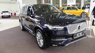 2019 Volvo XC90 D5 Inscription AWD - Exterior and Interior - Autotage Berlin 2018