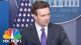 WH On Rex Tillerson Pick: 'What Better Way' To Warm To Russia? | NBC News