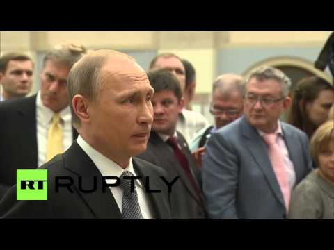 Russia: Kiev and Moscow in contact over Savchenko - Putin