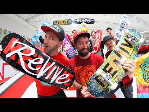 Tons Of New Skateboards Are Here! / ReVive Spring 2020