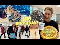 surprising AJ for his birthday!! + We thought we were going h...