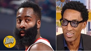 I'd average 40 if I played for today's Houston Rockets - Scottie Pippen | The Jump
