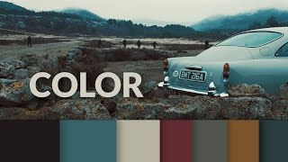 Color Grading in Filmmaking
