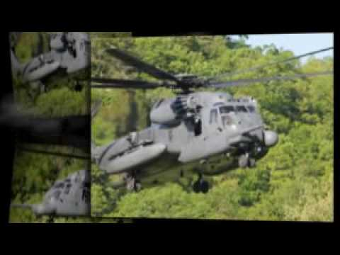 MH-53 Pave Low Final Mountain Training - West Virginia