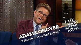 Adam Conover And Stephen Ruin A Thing Together