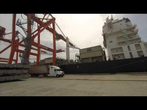 Davao International Container Terminal