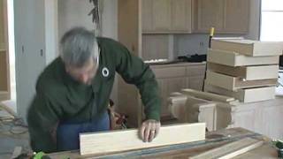 Moldings, Finish and Trim with Gary Striegler - Part 5
