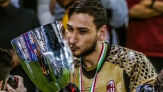 Gianluigi Donnarumma ● The next Buffon ● Amazing Saves 2016-2017 HD