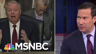 Figliuzzi On Graham: So Far, We're Not Getting Substantive Discussion | MSNBC
