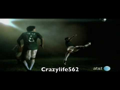 Mexico Soccer Team AT&T 2010 Commercial Video