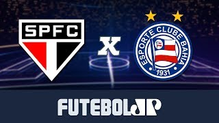 São Paulo x Bahia - Copa do Brasil - 22/05/19