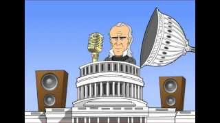 James K. Polk by Tom Hedrick (Animation by Steve Bobinski)