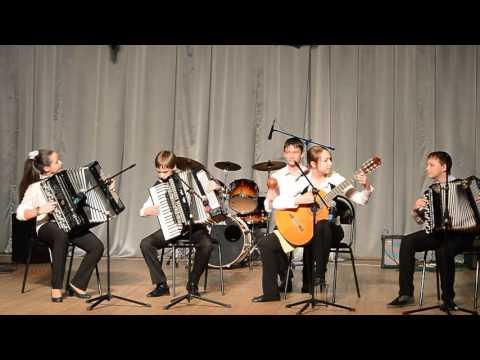 А. Дербенко - Два сочинения для трио баянов или аккордеонов