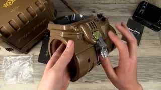 PIP BOY EDITION - Fallout 4 Unboxing (Deutsch)