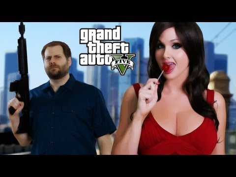 Gta 5 Rap Song - Bitch It's Grand Theft Auto! - Gtav video