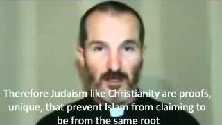 JEWS PROVE ISLAM RIGHT AND CHRISTIANITY WRONG