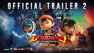 [NEW] BoBoiBoy The Movie Trailer 2 - In Cinemas 3 March (Malaysia) & 13 April (Indonesia)