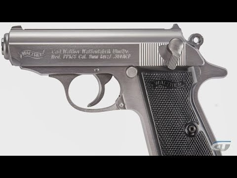 New Pistols from Walther Arms - NASGW 2018 Gun Talk