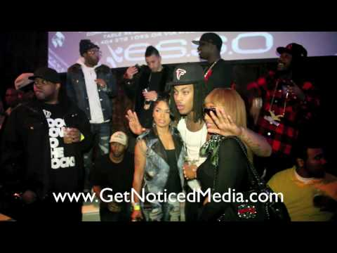 Waka Flocka Flame Live At Club Esso Gucci Mane Album Release Party