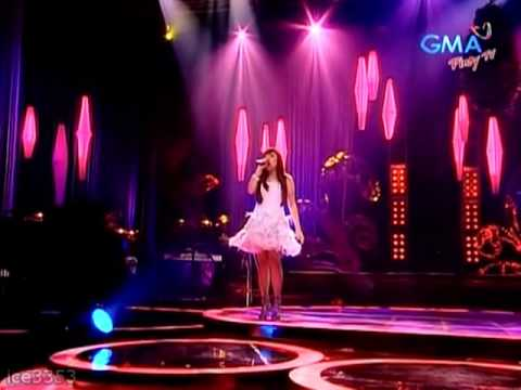 Charice - Home for Valentine's, 'All By Myself'