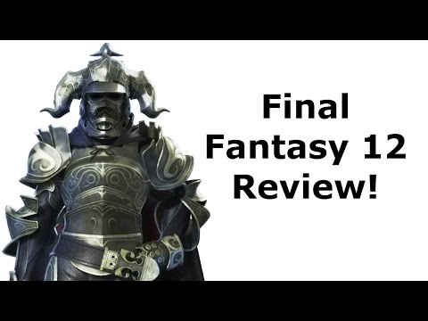 Final Fantasy 12 (PS2) Review!