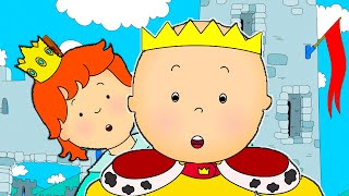 Funny Animated cartoons Kids 🏰 The Caillou Kingdom 🏰 WATCH ONLINE | Cartoons for Children