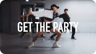 Download Lagu Get The Party - CØDE / Jane Kim Choreography Gratis STAFABAND