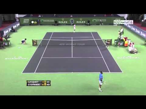 Gasquet Greatest Backhands Part 3