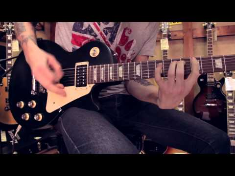 Gibson Les Paul Studio 50s Tribute Humbucker обзор