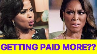 RHOA NEWS! Phaedra Parks Negotiating More Money For #RHOA Contract?  Kenya Talks Phaedra's Return