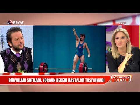 Halil Mutlu, Naim Süleymanoğlu'nu anlattı