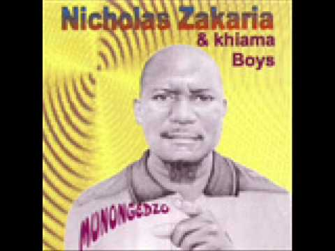 Nicholas Zakaria-nzombe Huru video