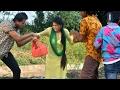 Daal Gaadi Mein | Villain Kidnap Hero Sister | Bhojpuri Movie Action Scene | Drama thumbnail