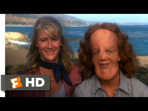 Mask Movie Clip - watch all clips http://j.mp/z1FTcS click to subscribe http://j.mp/sNDUs5 When the blind Diana (Laura Dern) asks Rocky (Eric Stoltz) what he...