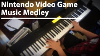 Nintendo Video Game Medley [Piano]