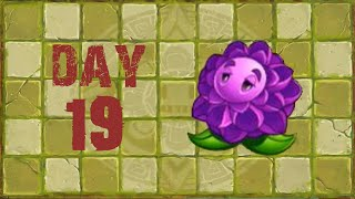 [Android] Plants vs. Zombies 2 - Lost City Day 19