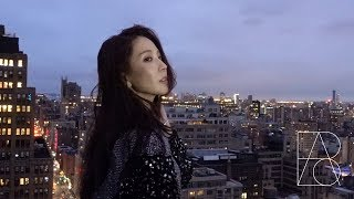 BoA 보아 'Starry Night' Photoshoot Behind #1 | NY Following Cam 👀✨