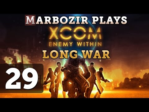 XCOM Enemy Within Long War Let's Play - Part 29