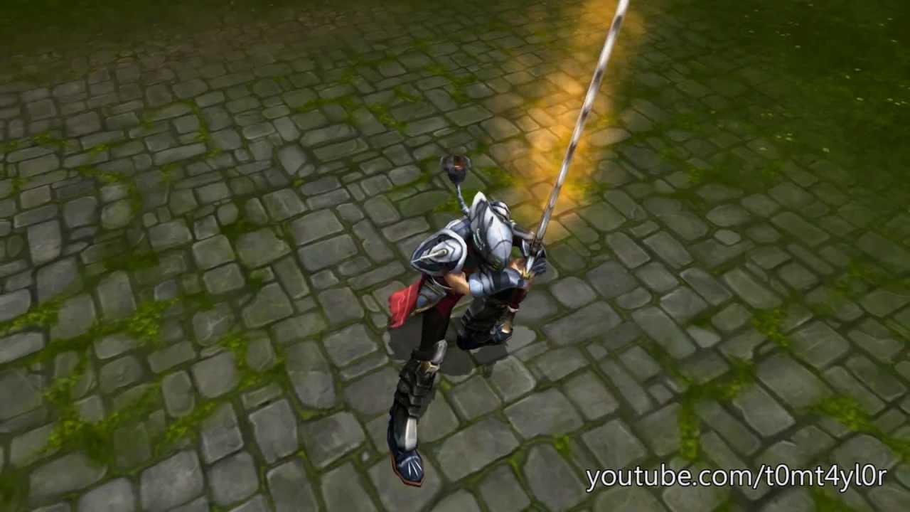 League Of Legends Headhunter Master Yi Youtube
