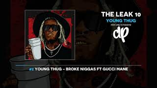 Young Thug The Leak 10 Full Mixtape