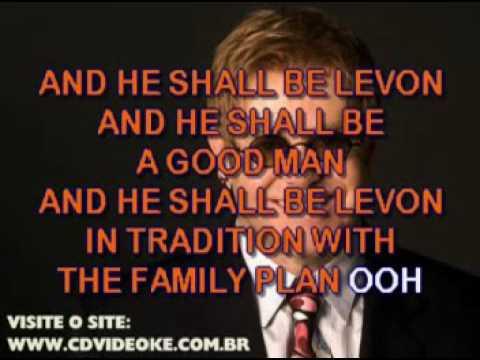Elton John   Levon